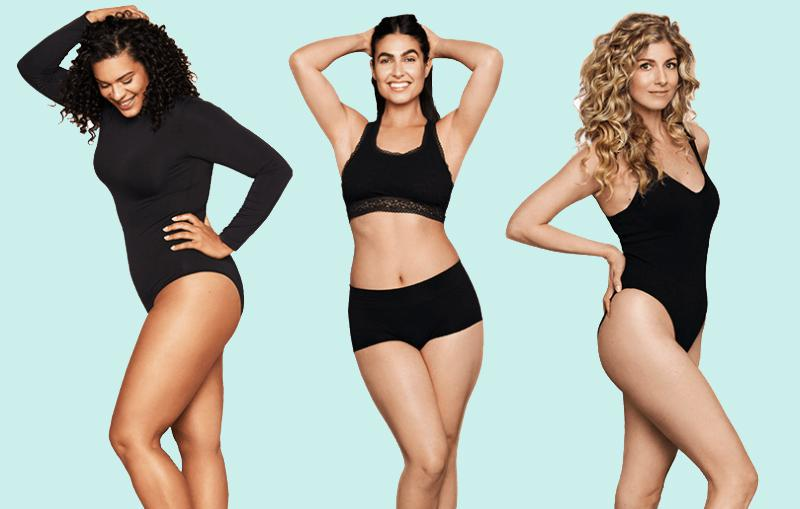Photo of three women models for WarmSculpting where the science of WarmSculpting is explained.