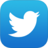Twitter logo for backlinking to Sculptique Aesthetic's twitter page.
